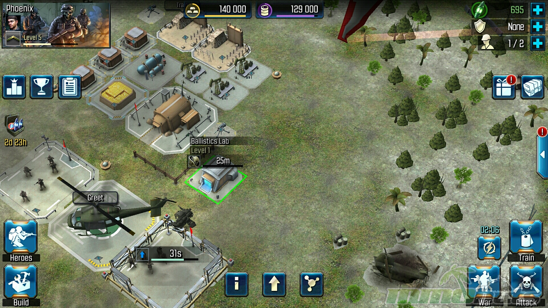 Call of Duty: Heroes Review Screenshot