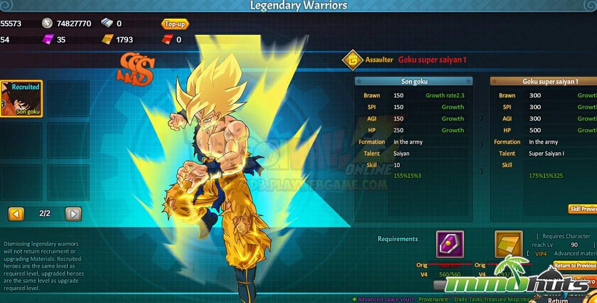 Dragon Ball Z Online | MMOHuts | 1200 x 609 jpeg 306kB