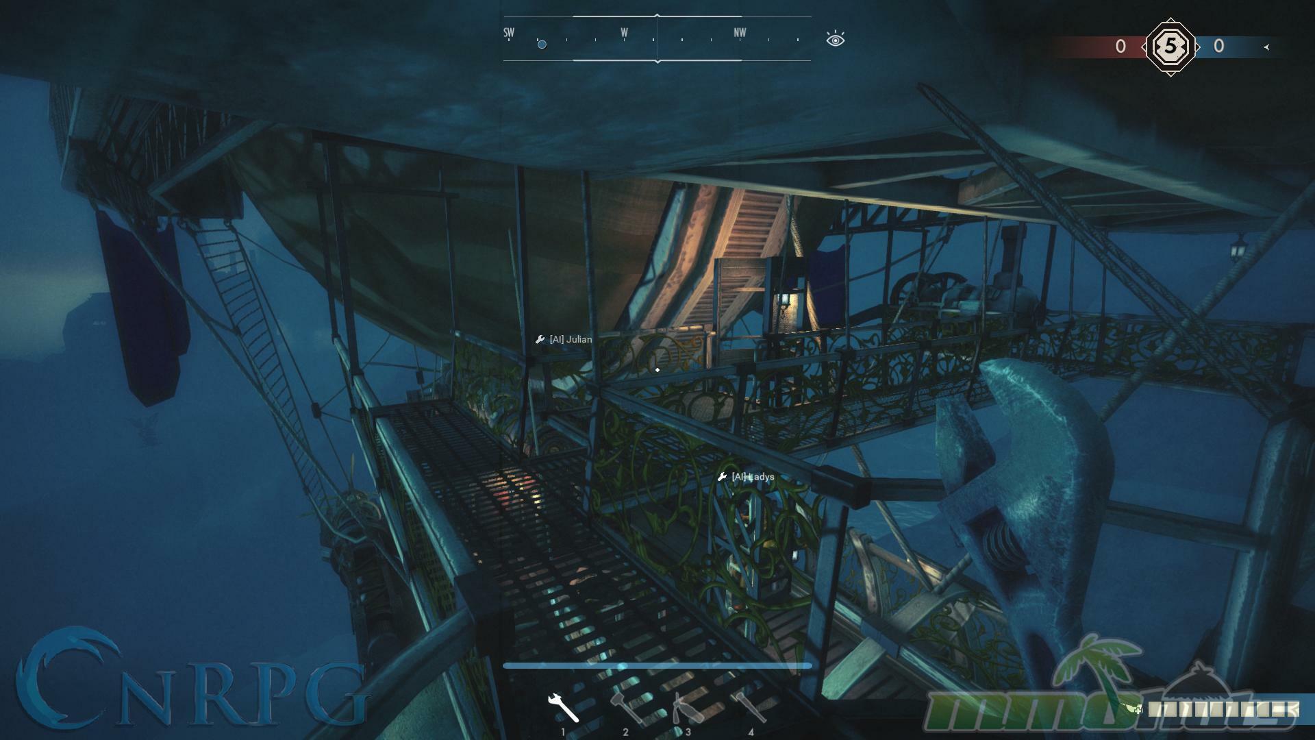 Guns of Icarus: Alliance Review Screenshot