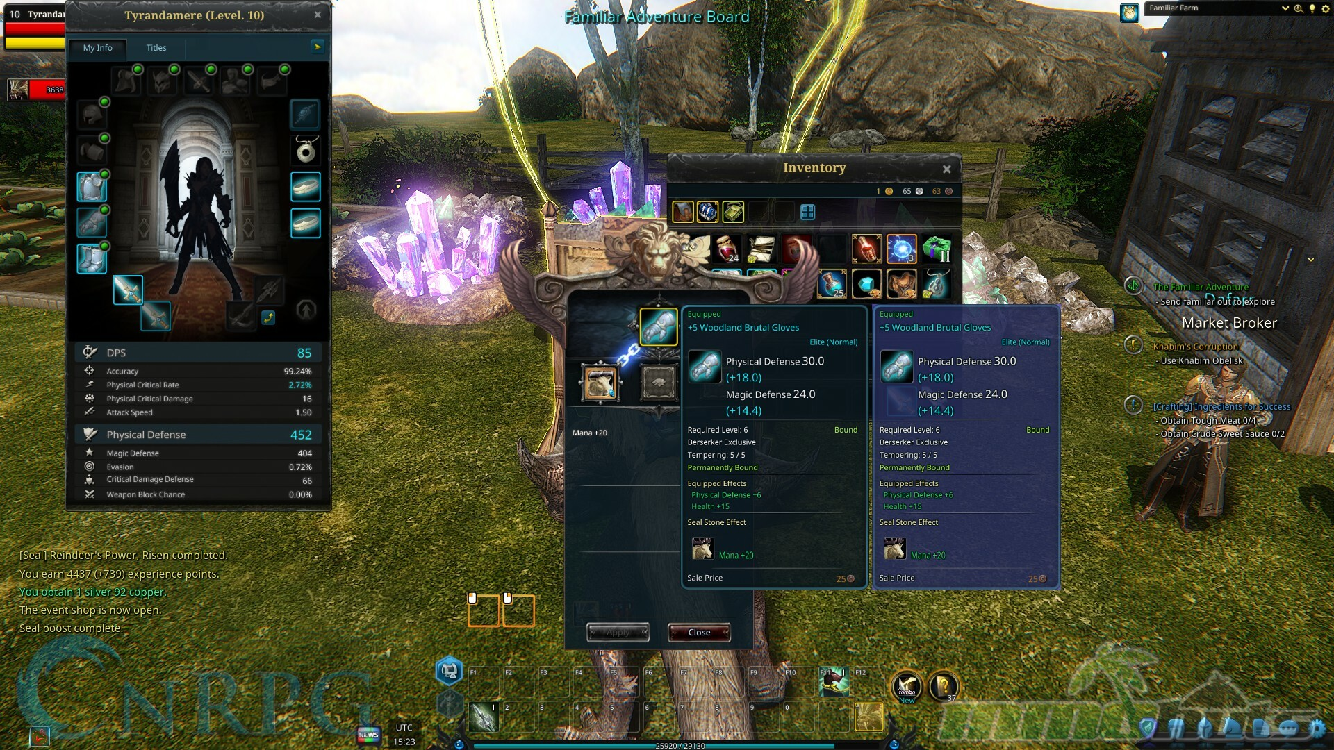 Riders of Icarus Gameplay Screenshot