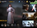 Star Wars Force Arena_Leia