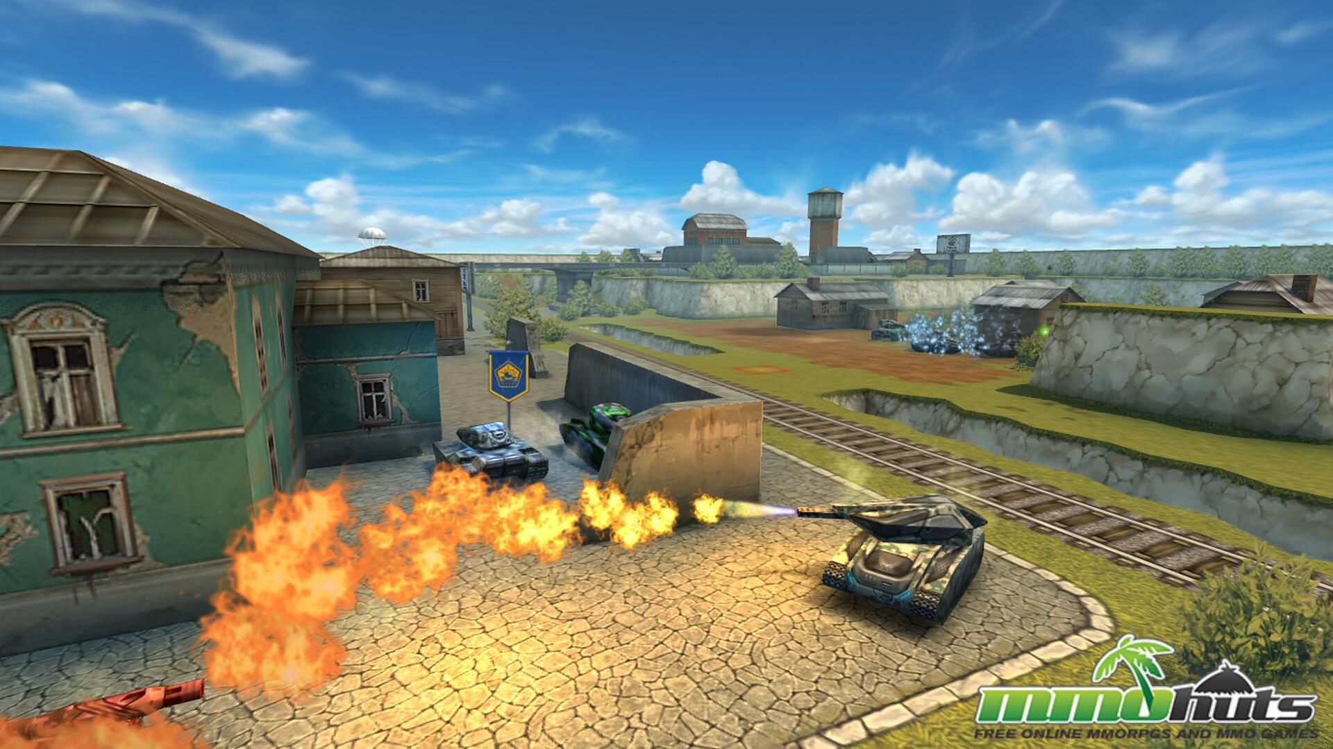 Tanki Online Free Online Game