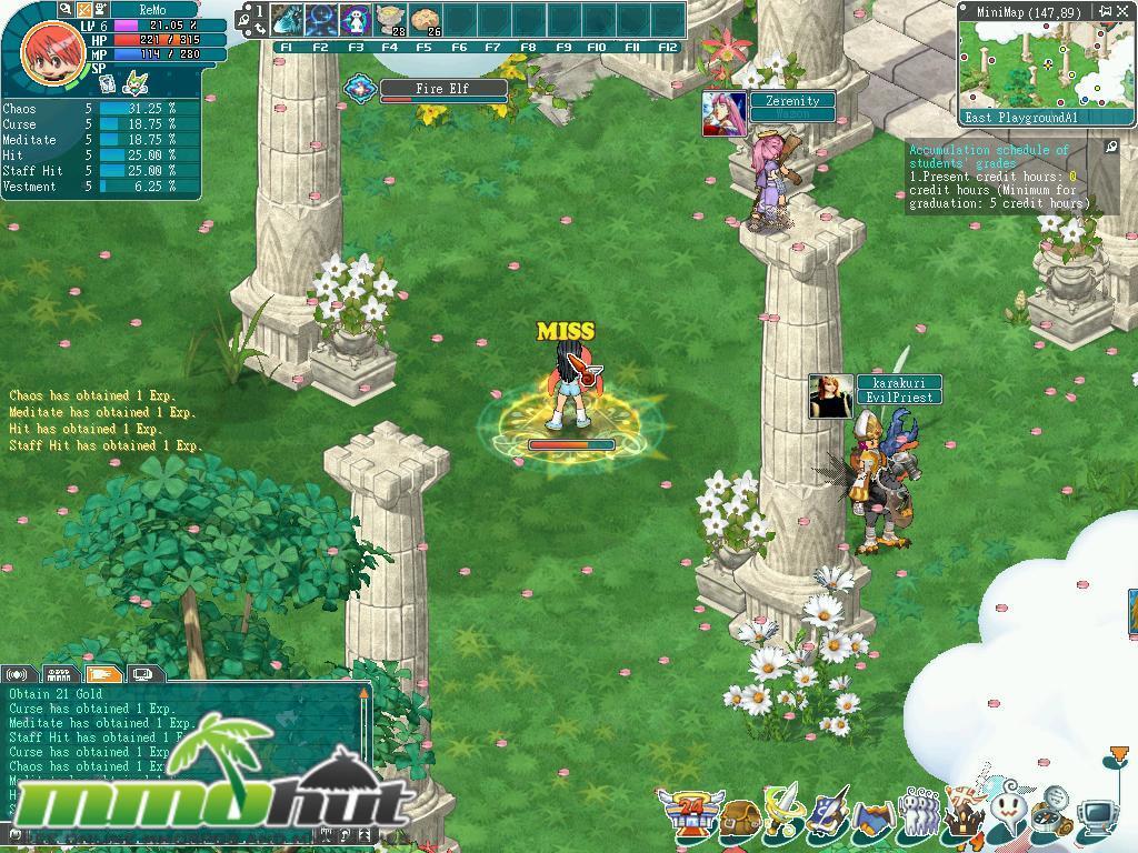 Angel Online Spiel