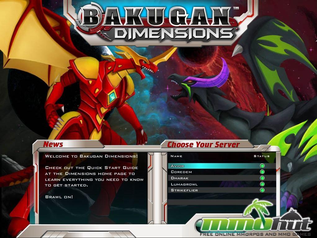 bakugan online game - DriverLayer Search Engine