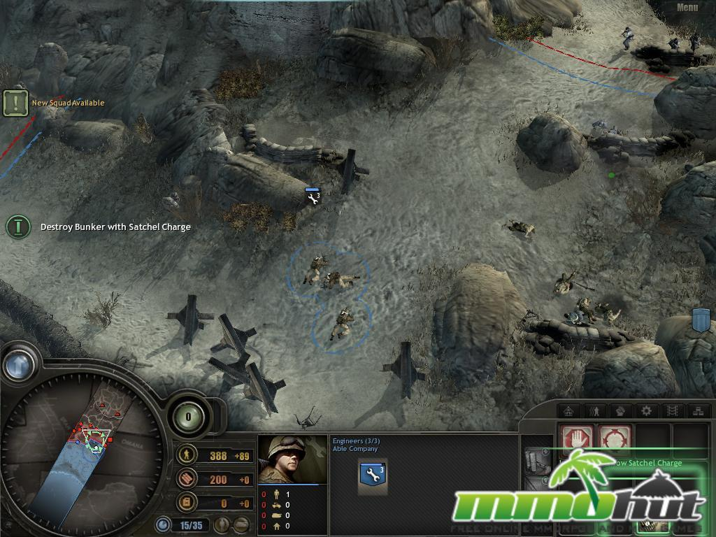 Single Player Maps - Company of Heroes - GameMaps