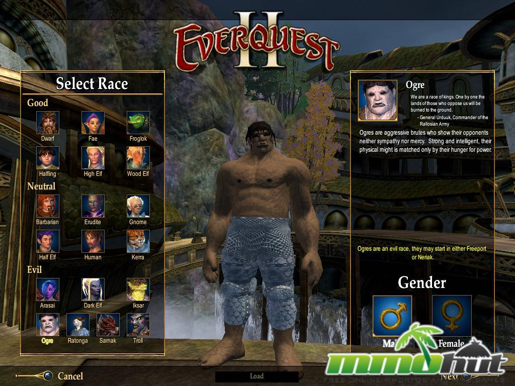 EverQuest II Game Review - MMO Hut