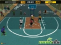 thumbs freestyle basket ball mmo screenshot