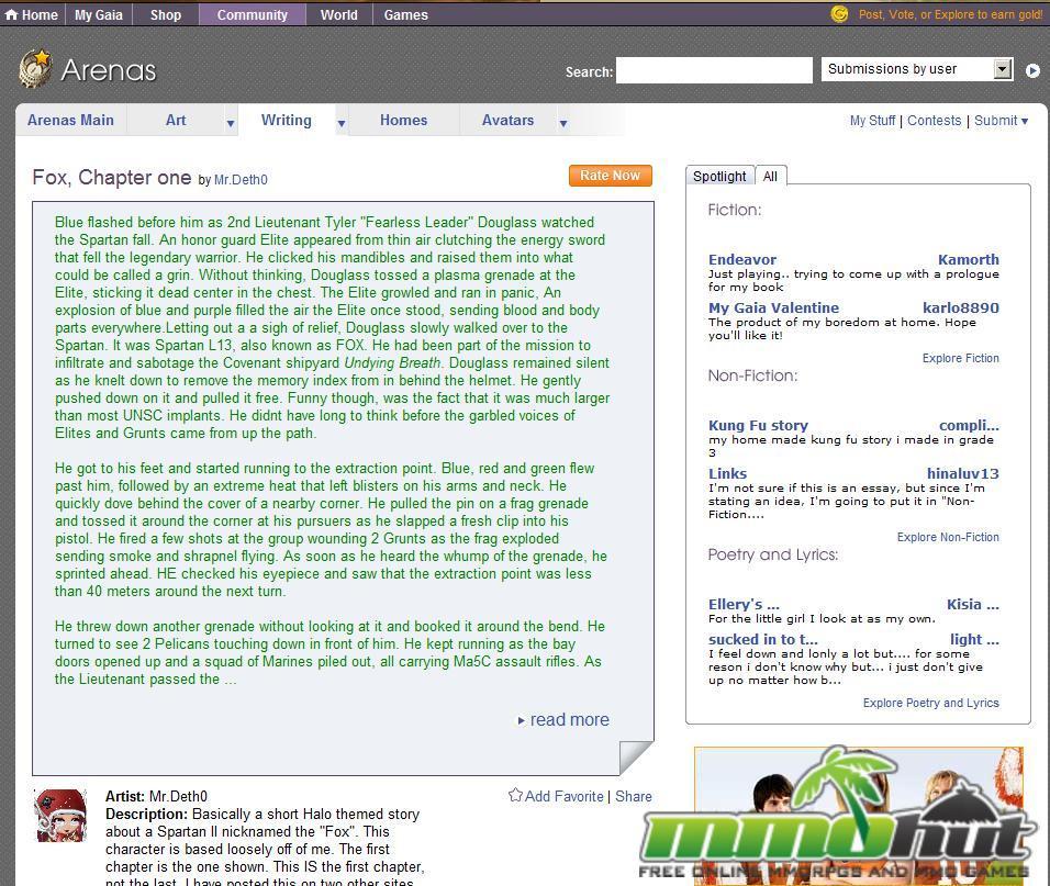 Restaurant profile essay