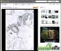 thumbs gaia online art arena