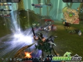 thumbs land of chaos online fight