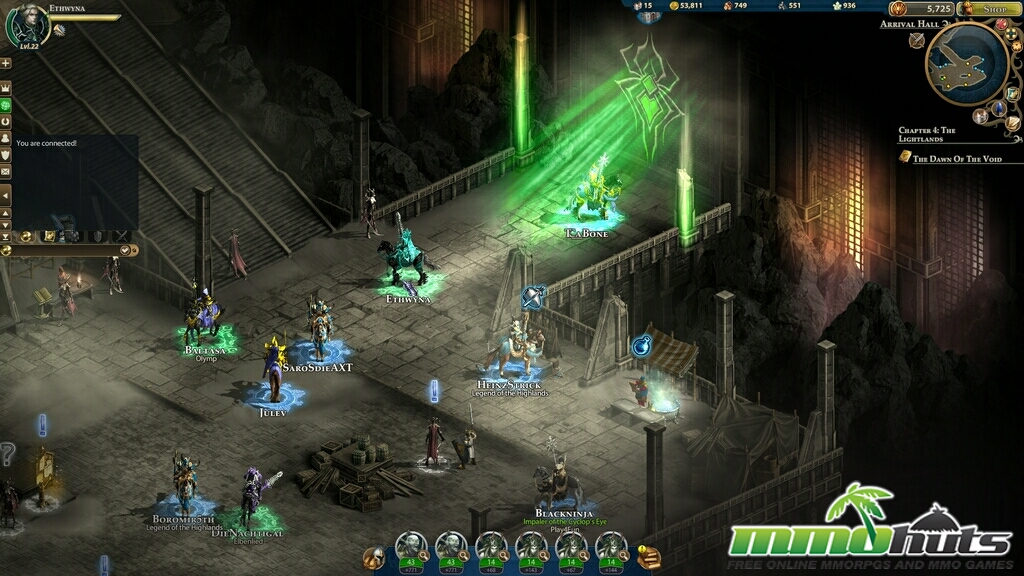 Might and magic heroes online release date