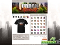 thumbs urban rivals t shirt