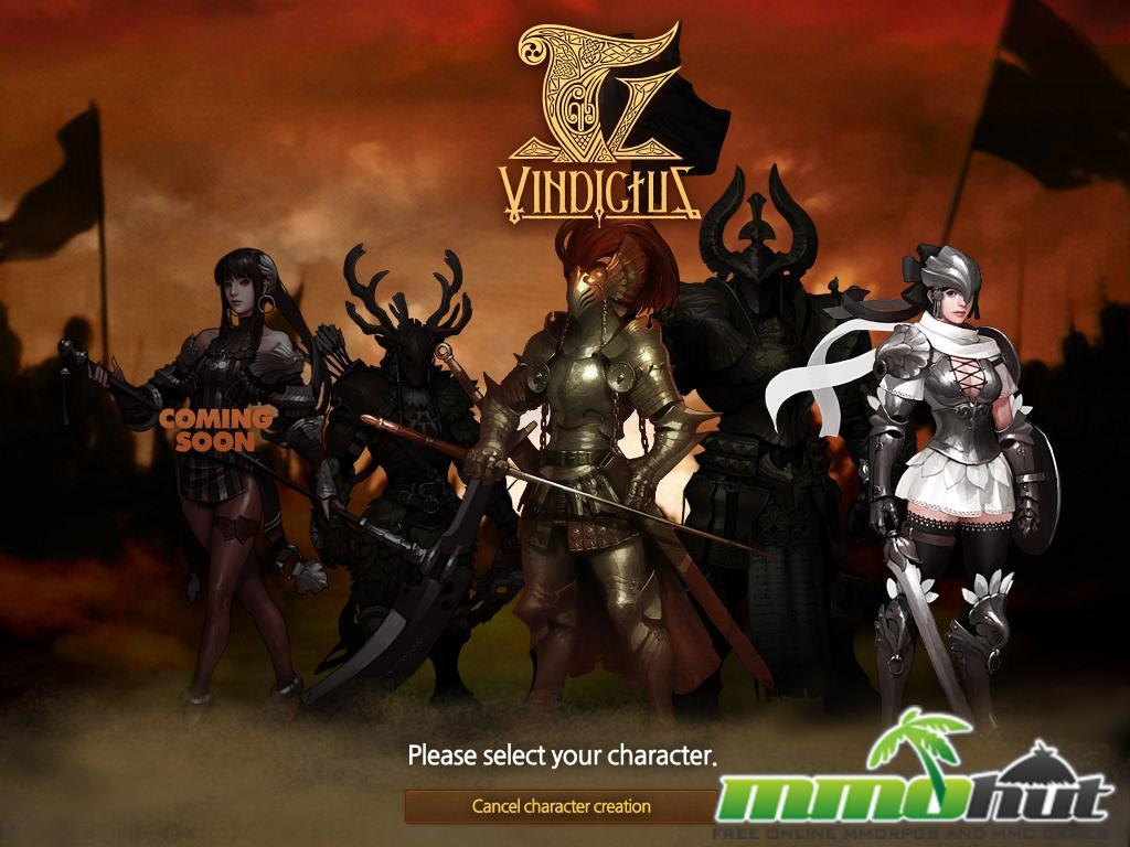 Vindictus Pictures