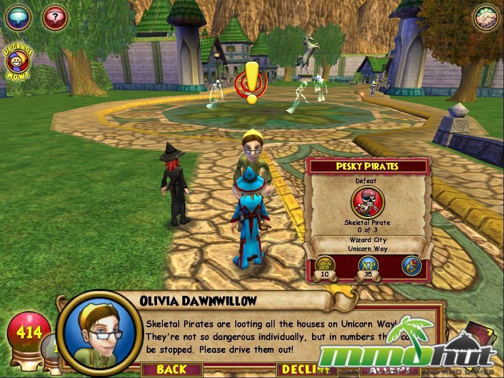Wizard 101 online game / Prices on yeti coolers
