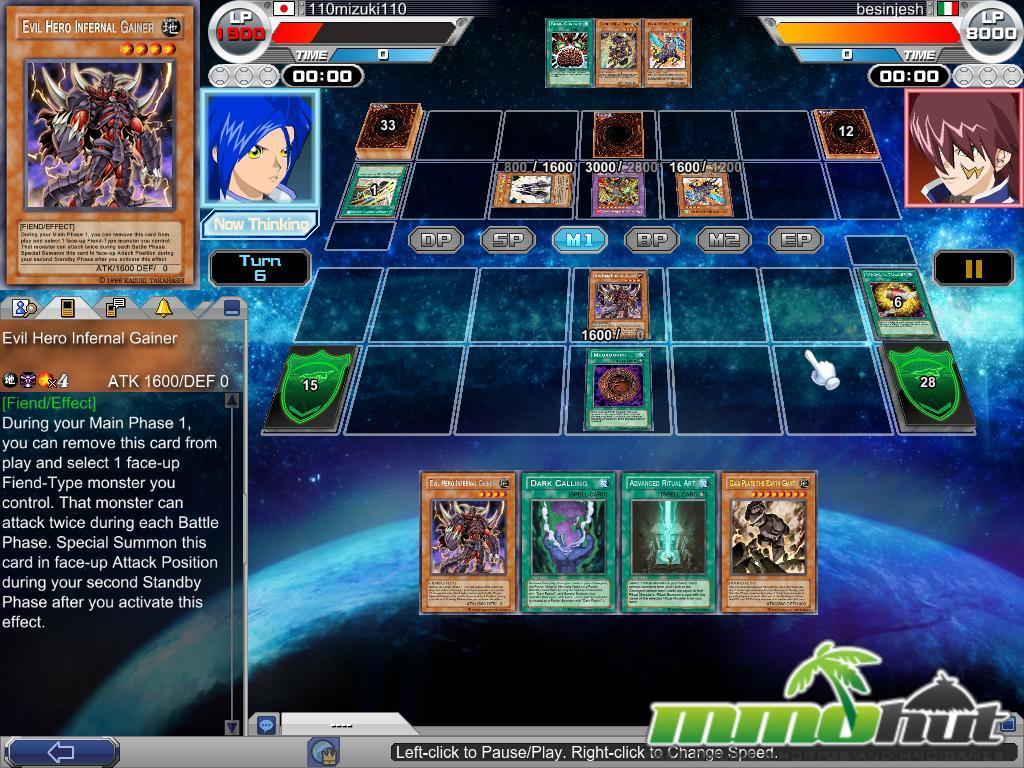 download yugioh game