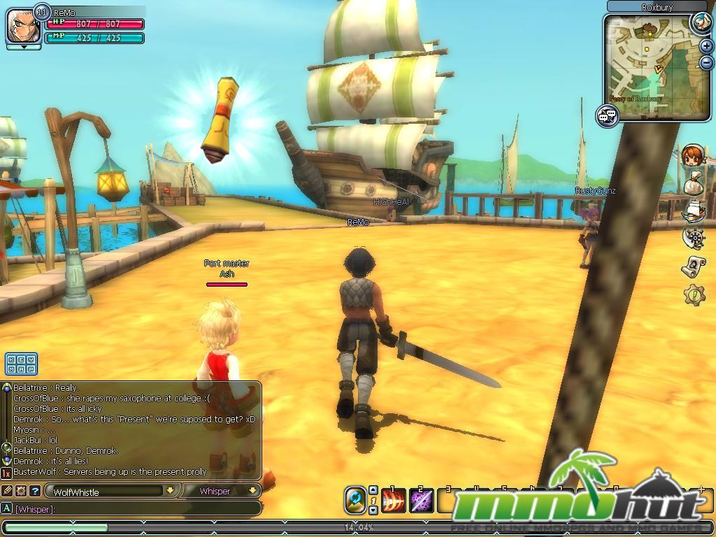 Pirate Mmorpg