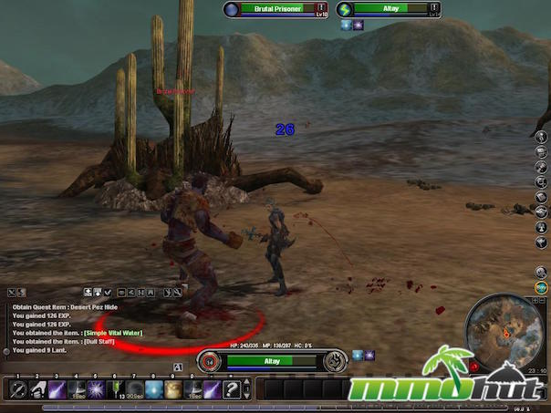 Requiem Prisoner Screenshot