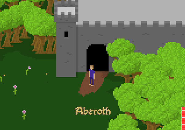 Aberoth Game Profile Banner