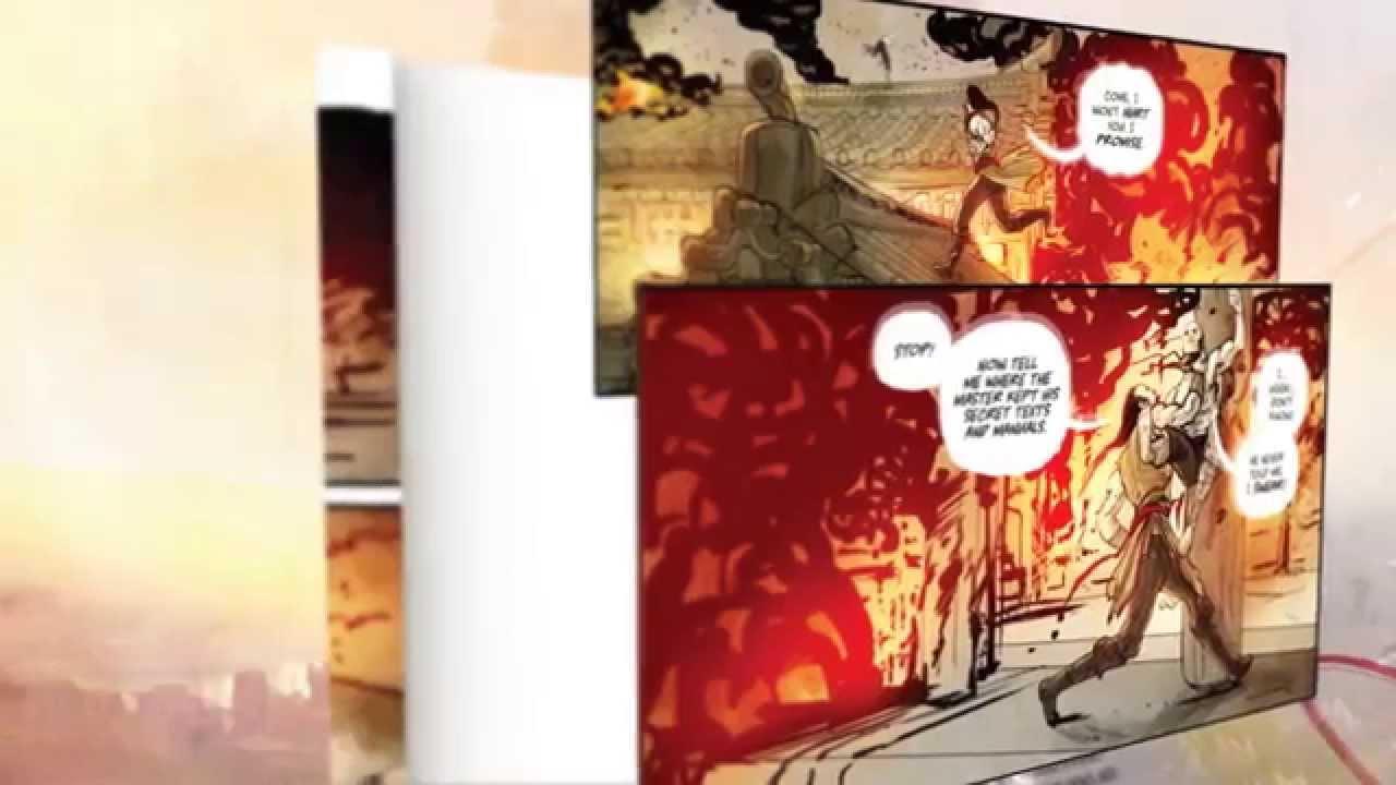 Age of Wulin E-Comic
