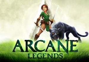 Arcane Legends Game Profile Banner