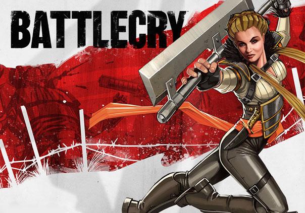 Battlecry Game Banner