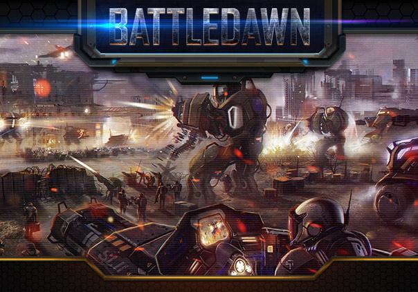 Battledawn Game Profile Banner