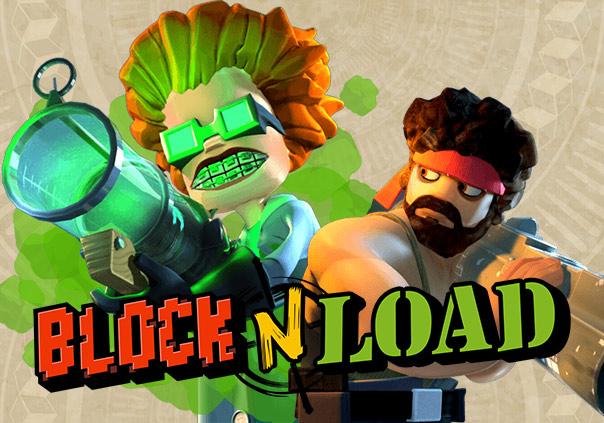 BlockNLoad Game Profile Banner