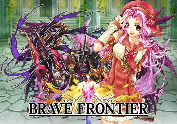 Brave Frontier Game Banner