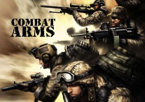 Combat Arms Game Profile Banner