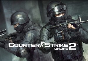 Counter Strike Online Game Banner