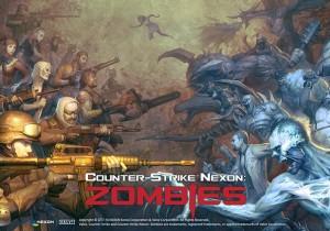 Counter Strike Nexon: Zombies Profile Banner