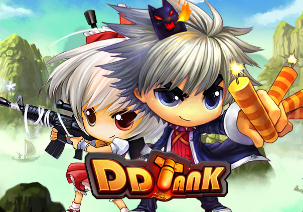 DDTank Game Profile Banner