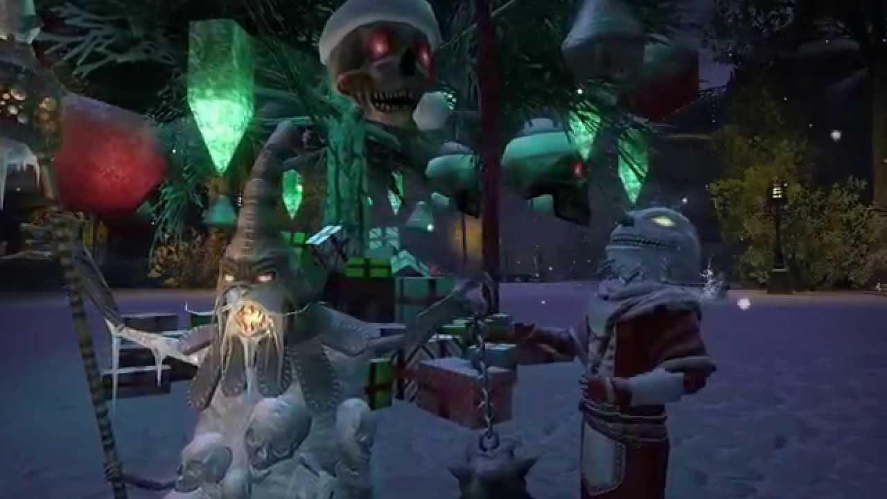 Darkfall Unholy Wars Christmas in Agon