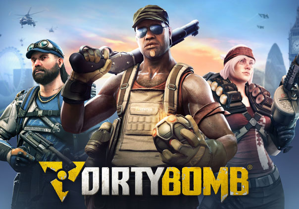Dirty Bomb Profile Banner