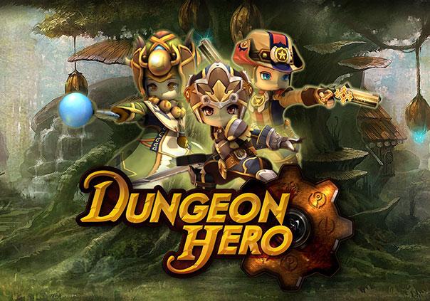 Dungeon Hero Game Profile Banner
