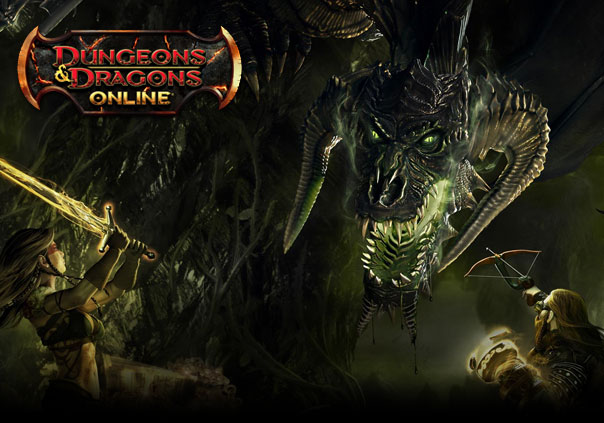 Dungeons & Dragons Online Game Thumbnail