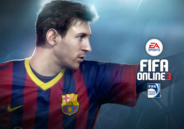 FIFA Online 3 Game Profile Banner