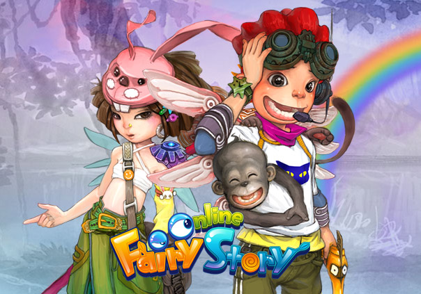 Fairy Story Online Game Profile Banner