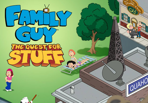 Family guy game online for free