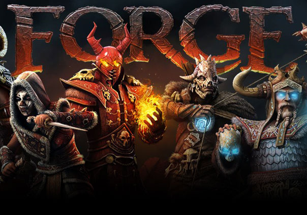 Forge Game Profile Banner
