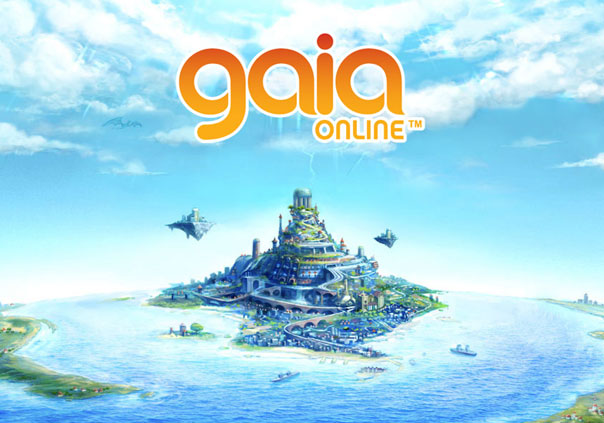 Gaia Online Game Profile Banner