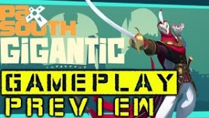 Gigantic - PAX South Gameplay Preview Video Thumbnail