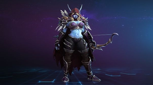 Heroes of the Storm - Windrunner Main Image