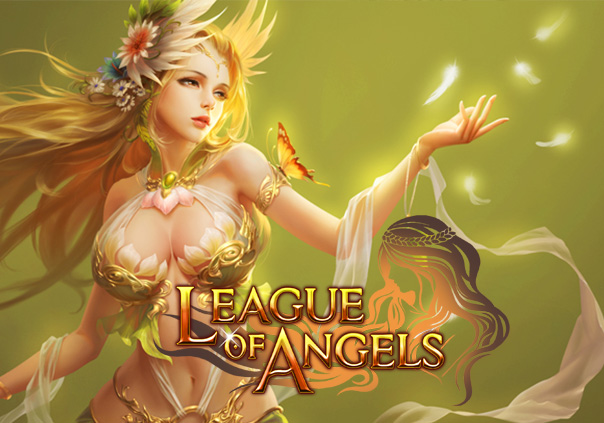 League of Angels Game Banner