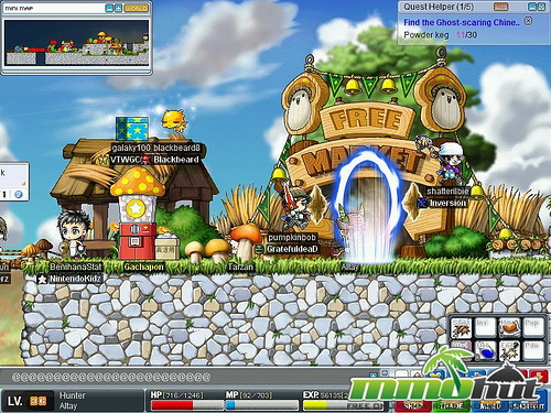Most Popular Free MMORPGs