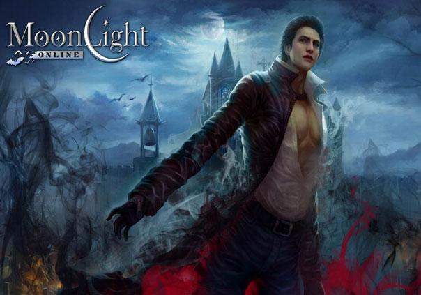 Moonlight Online Game Profile Banner