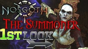 Nosgoth - New Vampire Class The Summoner - First Look Video Thumbnail