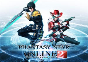 Phantasy Star Online 2 Game Banner