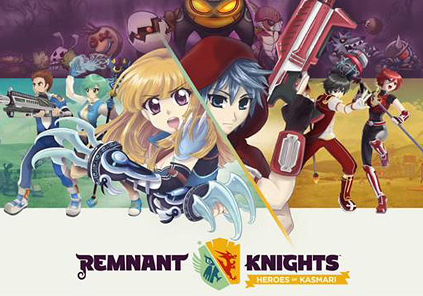 Remnant Knights Game Banner