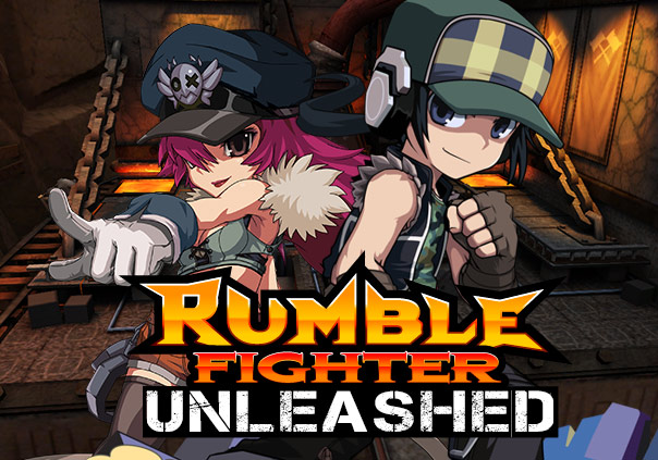 Rumble Fighter Official Site